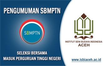 pengumuman SBMPTN 2018-2019